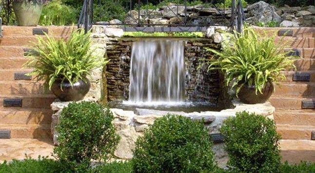 Landscape Water Features Rich Way Landscape Collierville Tn