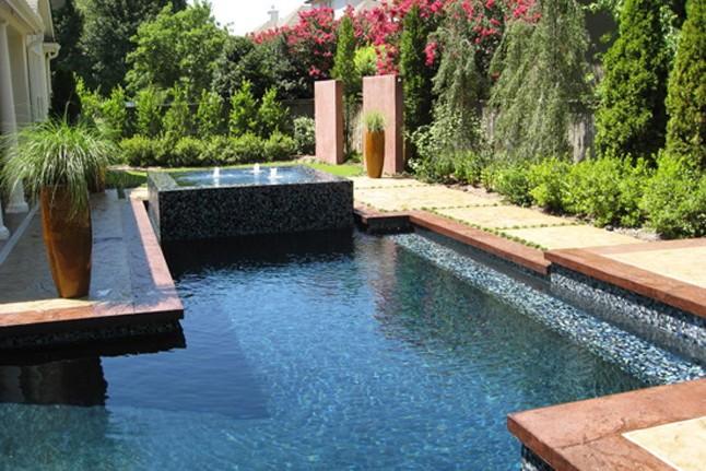 Custom Gunite Pool Idea Gallery Rich Way Landscape